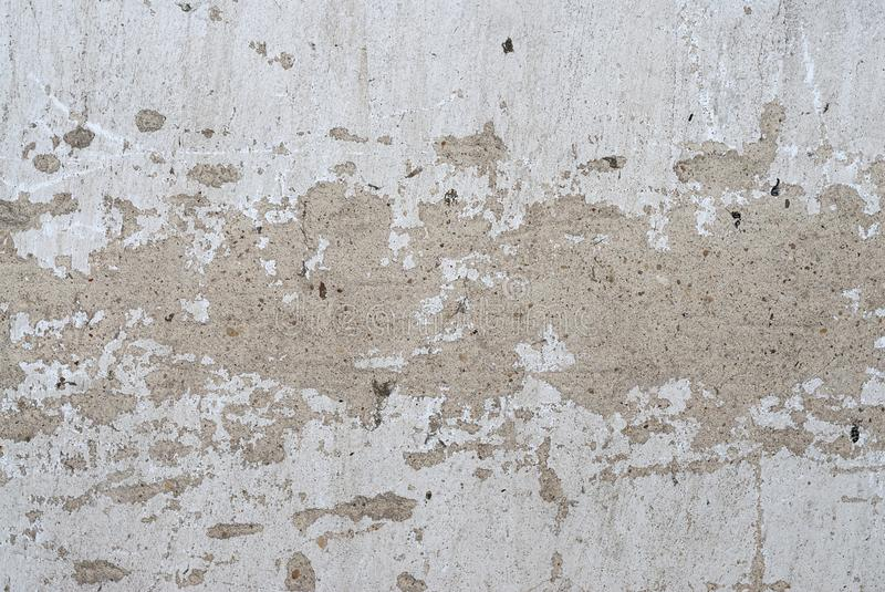 Abstracte lege achtergrond Concrete muurtextuur Cement en concrete oppervlakte royalty-vrije stock afbeelding