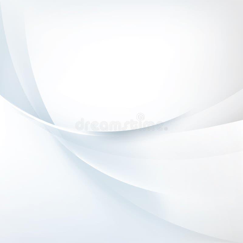 Abstracte lichte achtergrond vector illustratie
