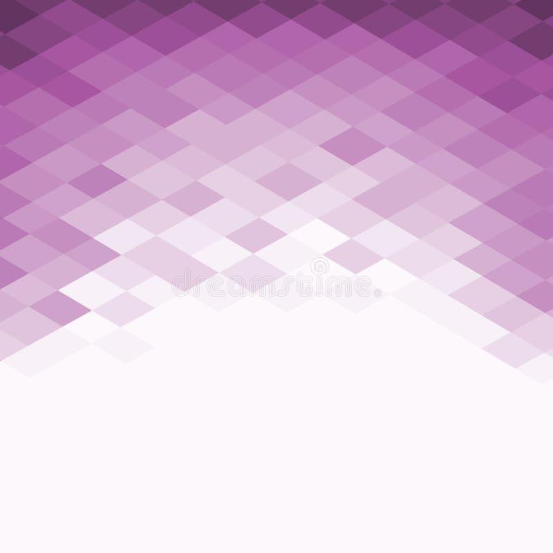 Abstracte lichtpaarse achtergrond clipart stock illustratie