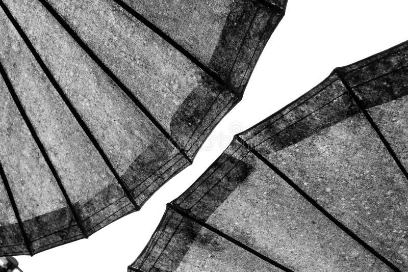Abstracte lijnen op architectuur Het moderne detail van de Architectuur Geraffineerd fragment van eigentijds bureaubinnenland/ope royalty-vrije stock afbeelding