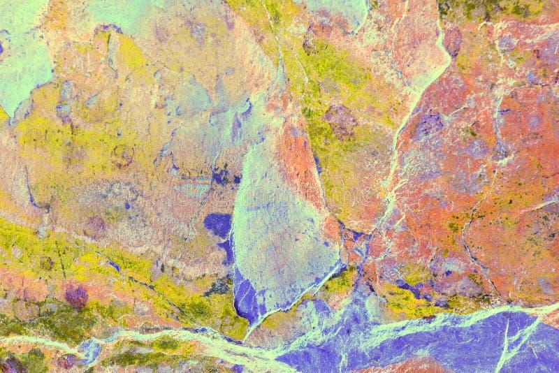 Abstracte Marmering op Lei royalty-vrije stock foto