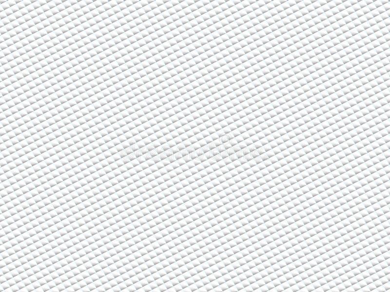 Abstracte mozaïekachtergrond vector illustratie