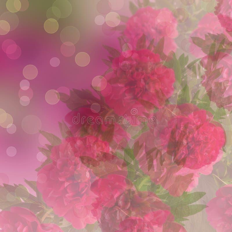 Abstracte multicolored achtergrond vector illustratie
