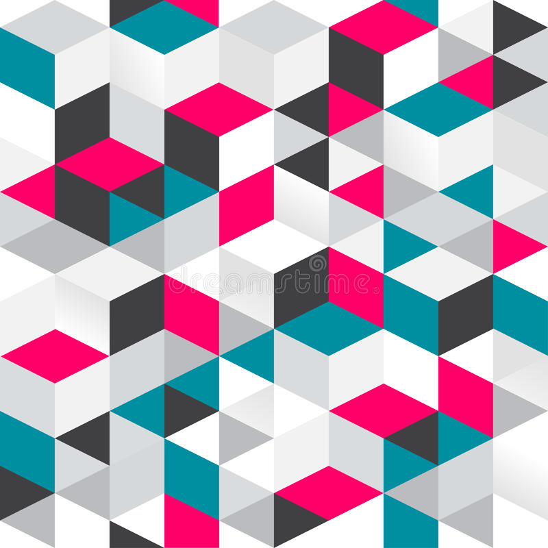 Abstracte naadloze textuur royalty-vrije illustratie