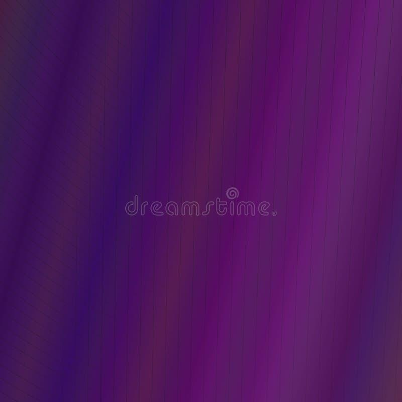 Abstracte netachtergrond - grafisch ontwerp van gebogen hoekig gestreept net stock illustratie