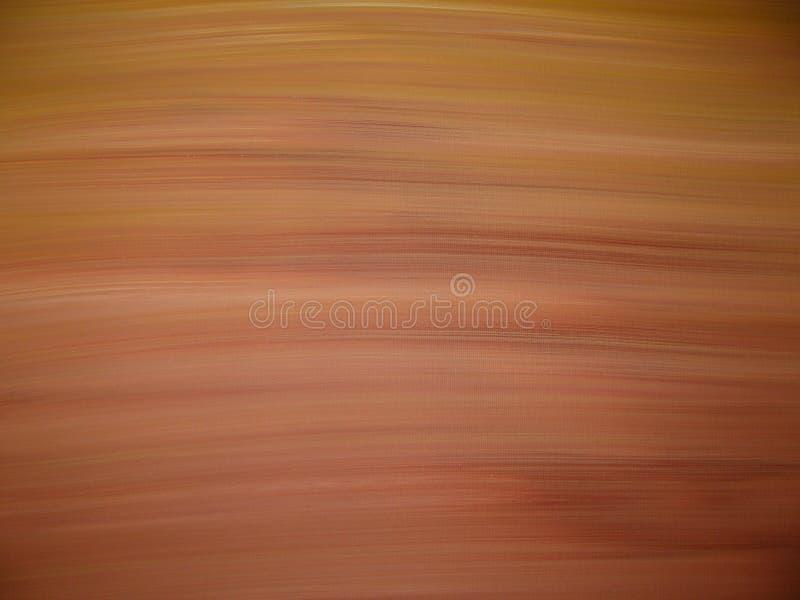 Abstracte oranje achtergrond royalty-vrije stock afbeelding