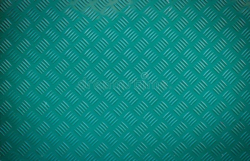 Abstracte patroon achtergrondstaalvloer in industri?le fabriek stock afbeelding