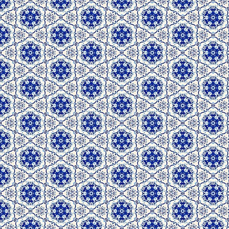 Abstracte Patroonachtergrond vector illustratie