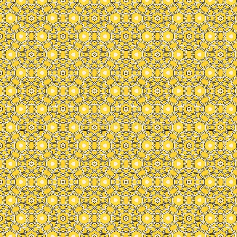 Abstracte Patroonachtergrond royalty-vrije illustratie