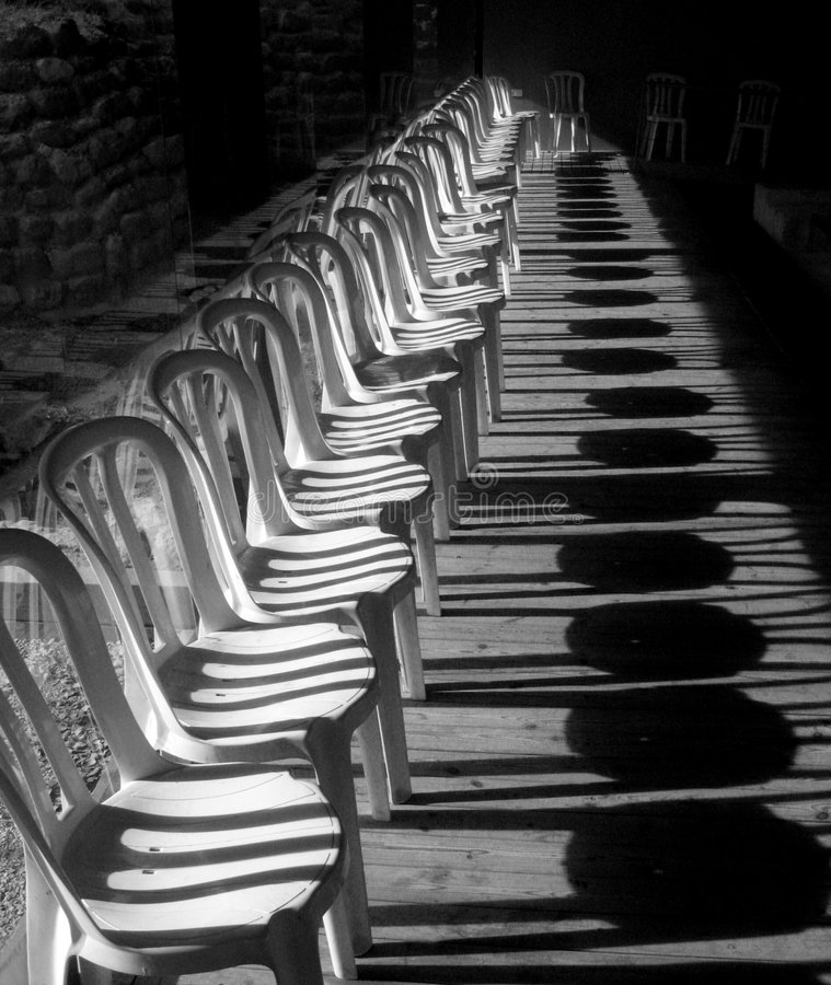 Abstracte Piano stock foto's