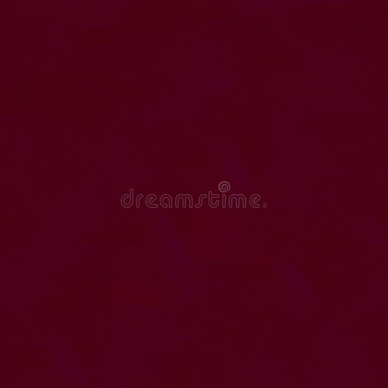 Abstracte rode natuurlijke leertextuur Naadloze vierkante achtergrond stock foto