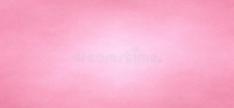 Abstracte Roze Grunge-cementmuur De mooie oppervlakte van het cementpleister Voor bestaand achtergrondontwerp, document, boek, ba stock afbeelding
