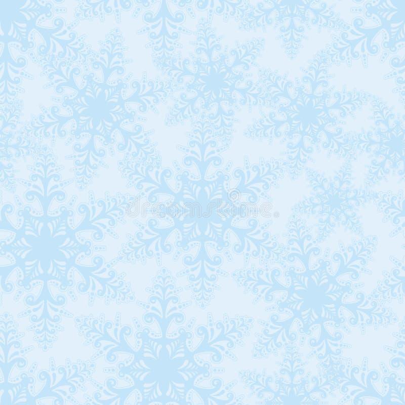 Download Abstracte Sneeuw Naadloze Textuur Vector Illustratie - Illustratie bestaande uit drukken, repeating: 29501768