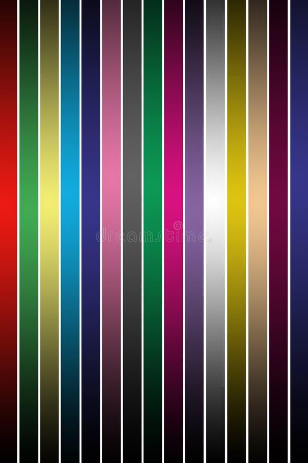 Abstracte staafachtergrond stock afbeeldingen