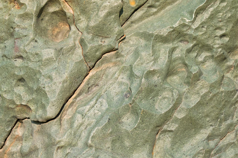 Abstracte steen achtergrondtextuurfoto van rots in groen met Fr royalty-vrije stock fotografie