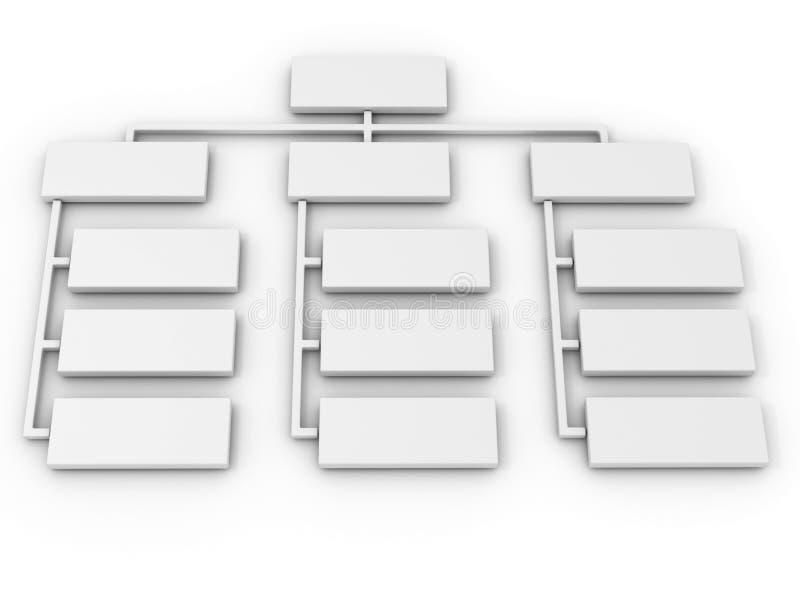 Abstracte structuur. 3d vector illustratie