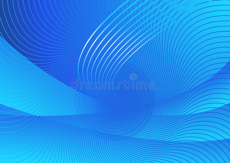 Abstracte technologieachtergrond #2 royalty-vrije illustratie