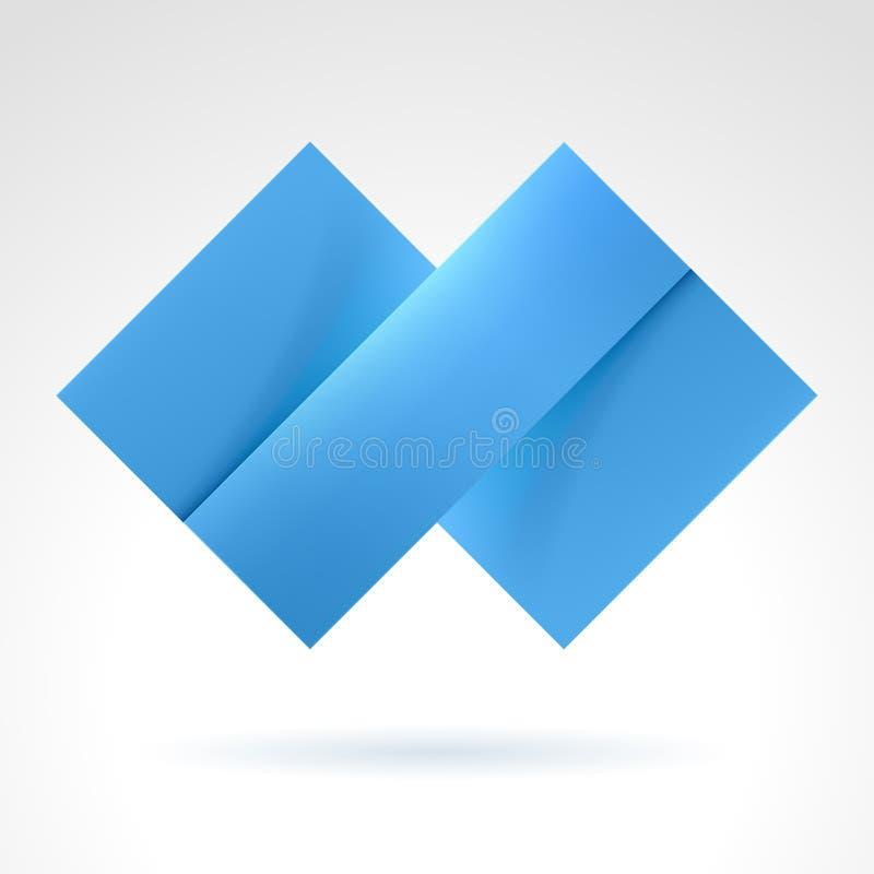 Abstracte Tegel vector illustratie