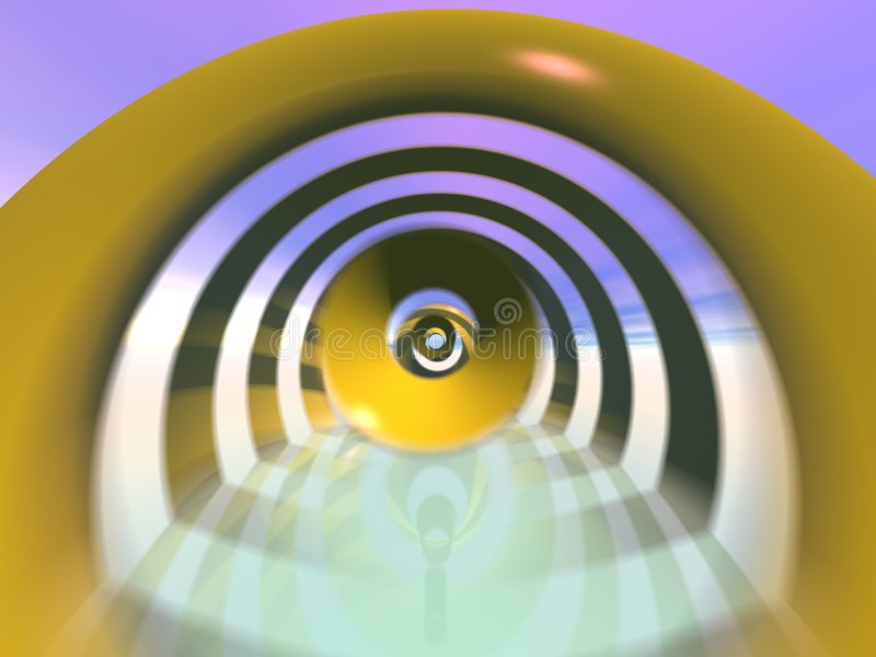 Abstracte textuur als achtergrond. stock illustratie