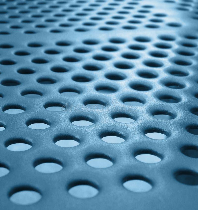 Abstracte Textuur van metaalplaten stock afbeelding