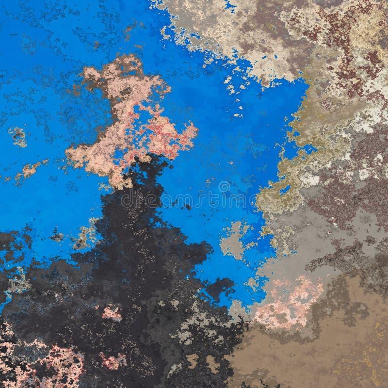 Abstracte textuurachtergrond royalty-vrije illustratie