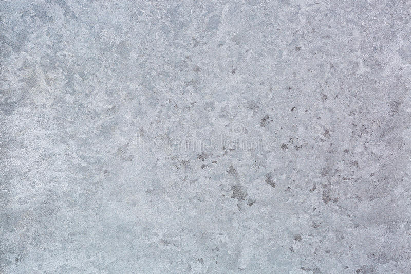 Abstracte Textuurachtergrond van het ijspatroon van de vorstrijp op glas w royalty-vrije stock fotografie