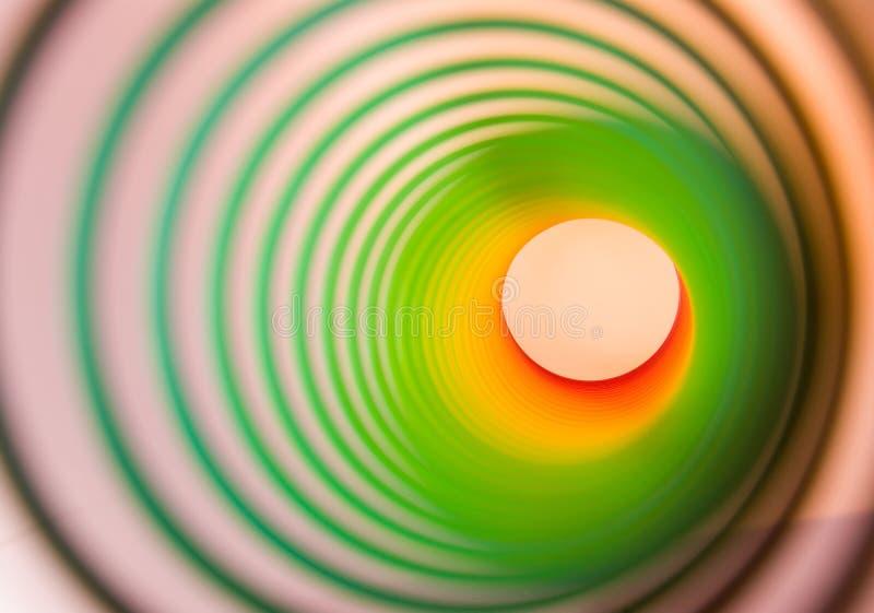Abstracte tunnel vector illustratie
