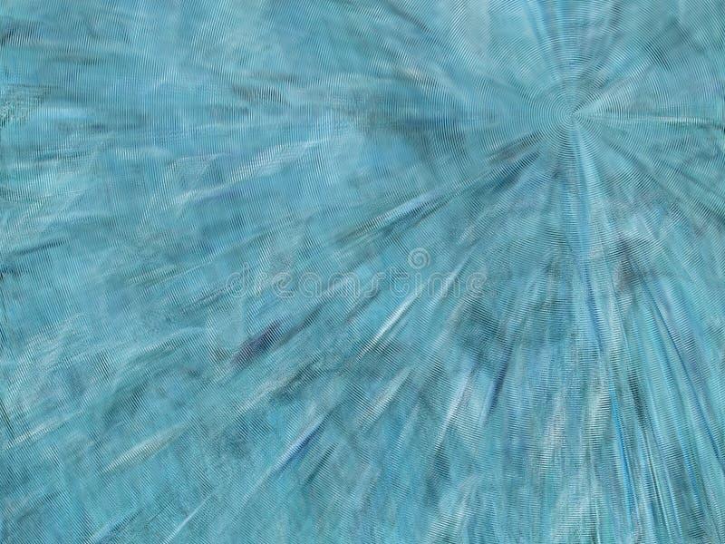 Abstracte turkooise achtergrond stock afbeelding