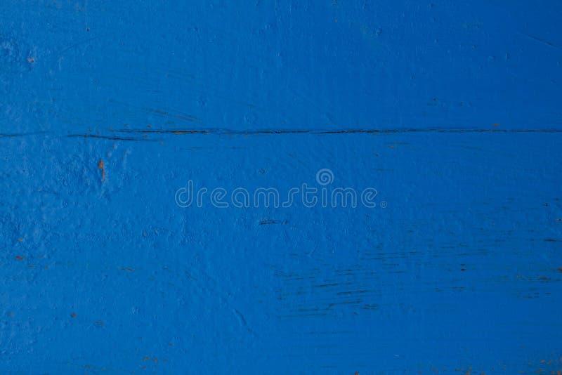 Abstracte turkooise heldere houten textuur over blauwe lichte natuurlijke kleurenachtergrond, oude paneelachtergrond met ruimte v stock afbeelding