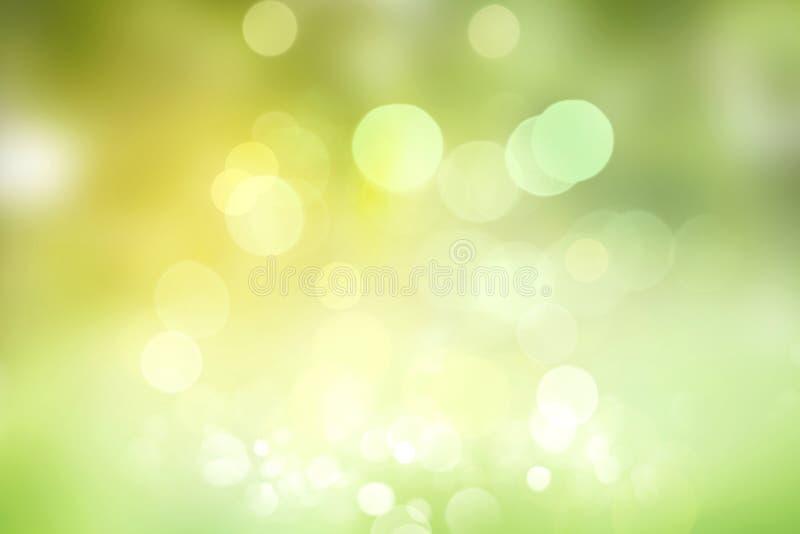 Abstracte van de de herfstgradiënt geelgroene heldere textuur als achtergrond royalty-vrije stock foto