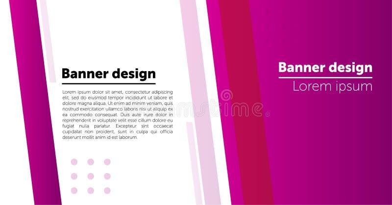 Abstracte van de het ontwerp van de Webbanner Malplaatjes als achtergrond of kopbal stock illustratie