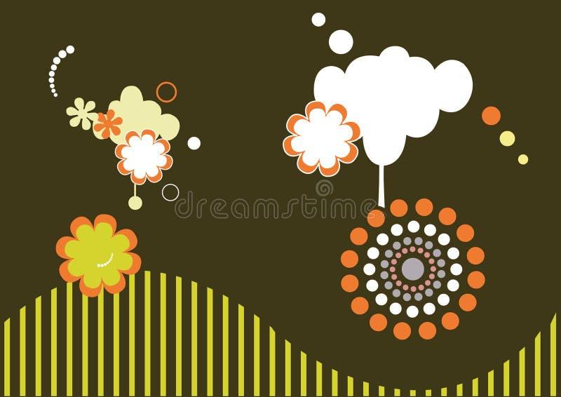 Download Abstracte Vector Als Achtergrond Vector Illustratie - Illustratie bestaande uit schoonheid, kleur: 10784104