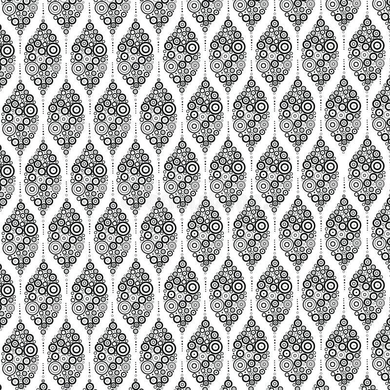 Abstracte vector als achtergrond Rebecca 36 royalty-vrije illustratie