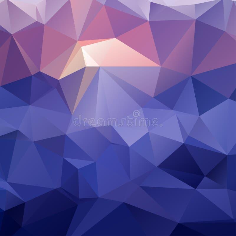 Abstracte vectorachtergrond voor gebruik in ontwerp royalty-vrije stock afbeelding
