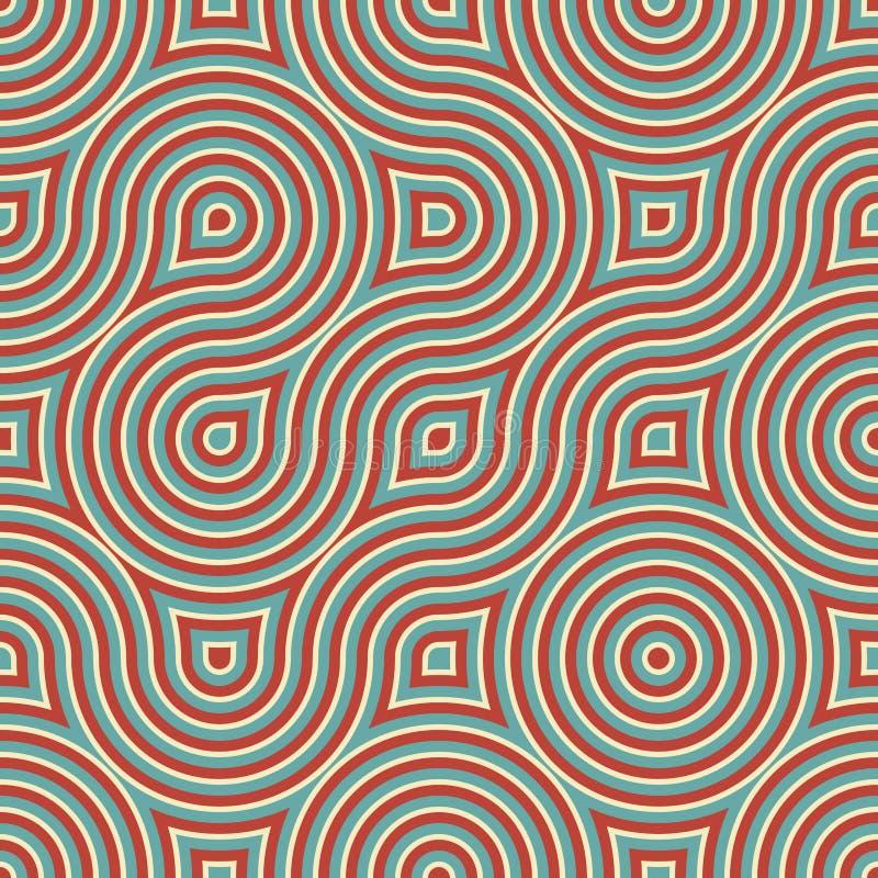 Abstracte vectortextuur stock illustratie