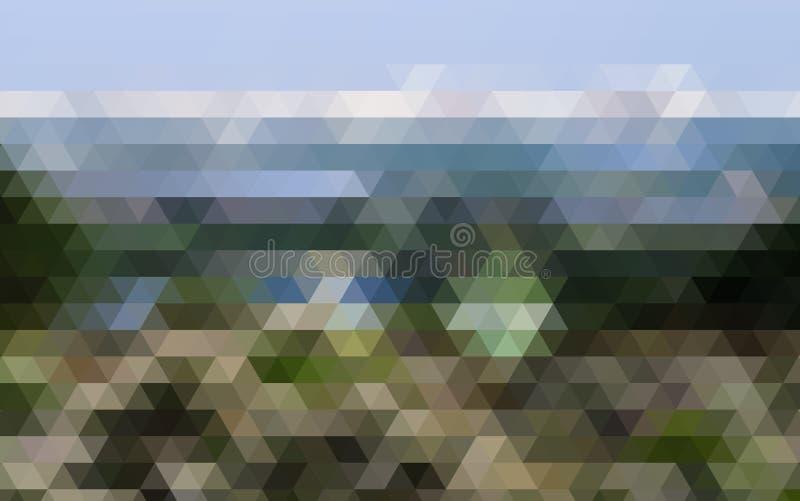 Abstracte veelhoekige achtergrond Dit is dossier van EPS10-formaat vector illustratie