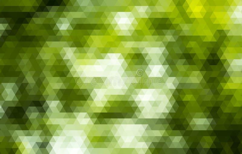 Abstracte veelhoekige achtergrond Dit is dossier van EPS10-formaat stock afbeelding