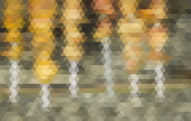 Abstracte veelhoekige achtergrond Dit is dossier van EPS10-formaat stock afbeeldingen