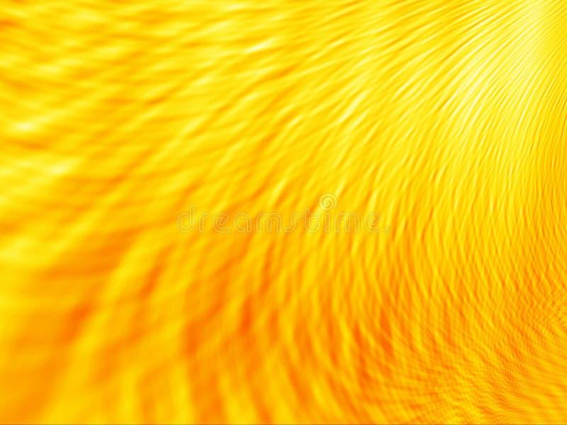 Abstracte vlammen vector illustratie