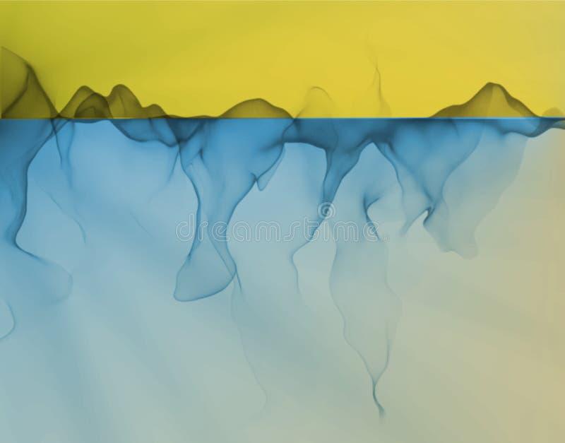 Abstracte Vormen royalty-vrije illustratie