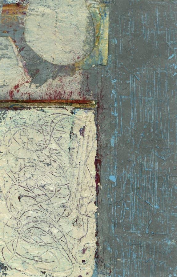 Abstracte Vormen en Lijn vector illustratie