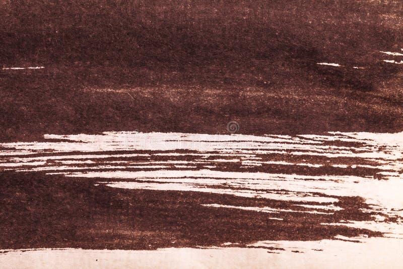 Abstracte waterverf geschilderde achtergrond. royalty-vrije stock afbeelding