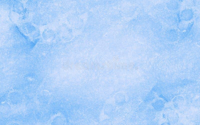 Abstracte waterverfachtergrond. royalty-vrije illustratie