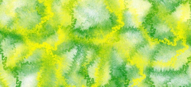 Abstracte waterverfachtergrond Gerimpelde (document) textuur royalty-vrije stock afbeeldingen