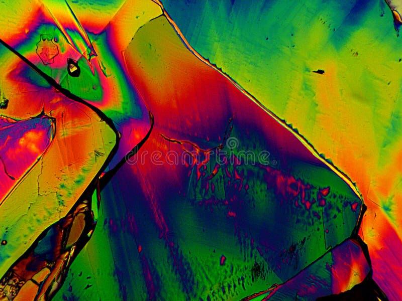 Abstracte wetenschap stock foto