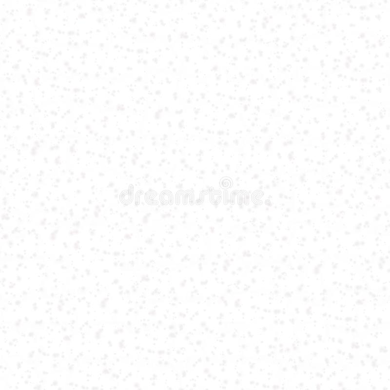 Abstracte witte sneeuw naadloze textuur of achtergrond stock afbeelding