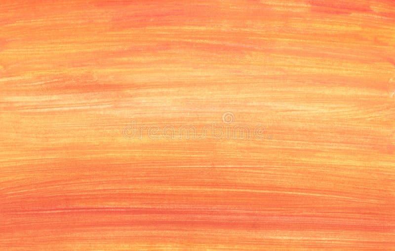 Abstracte zonsondergang vector illustratie