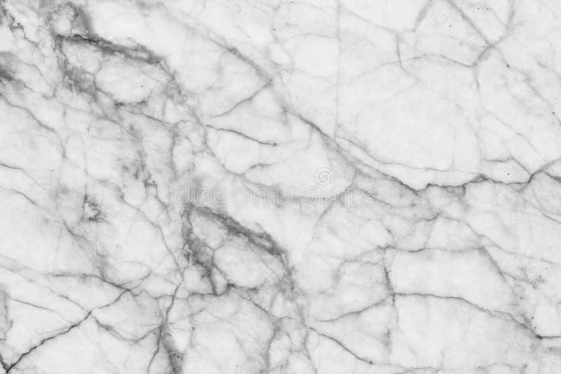 Abstracte zwart-witte marmer gevormde (natuurlijke patronen) textuurachtergrond royalty-vrije stock foto's