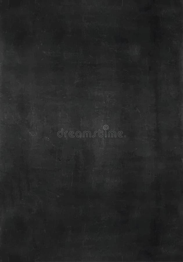 Abstracte zwarte textuurachtergrond royalty-vrije illustratie