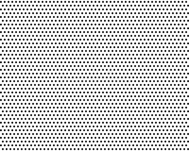 Abstracte zwarte vlek op witte achtergrond royalty-vrije illustratie